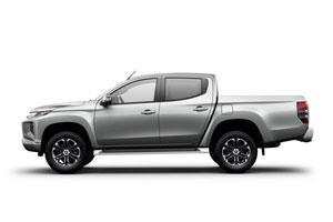 Mitsubishi All New Triton