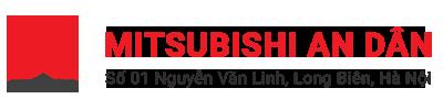 Mitsubishi An Dân – Đại lý ủy quyền Mitsubishi Việt Nam