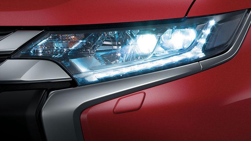 Đèn pha công nghệ LED