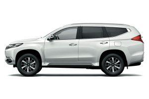 Mitsubishi All New Pajero Sport màu trắng