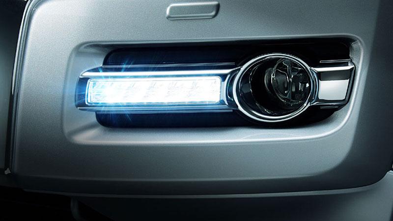 Đèn LED ban ngày và đèn sương mù