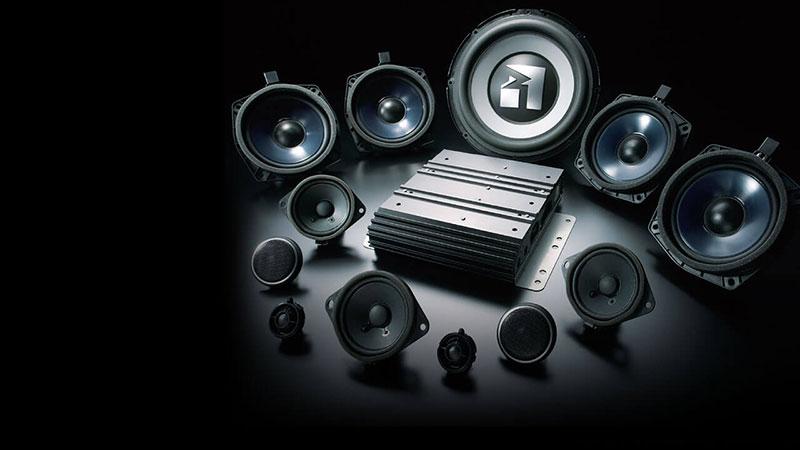 Hệ thống âm thanh cao cấp